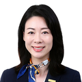 Tiffany Cai real estate agent of Huttons Asia Pte Ltd