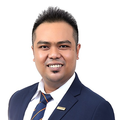 Yusuf Ibrahim real estate agent of Huttons Asia Pte Ltd