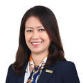 Cherine Ng real estate agent of Huttons Asia Pte Ltd