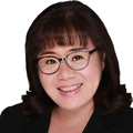 Elaine Teo real estate agent of Huttons Asia Pte Ltd