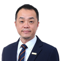 Christopher Yap real estate agent of Huttons Asia Pte Ltd