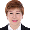 Emy Wong Y M real estate agent of Huttons Asia Pte Ltd