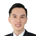 Paul Lee real estate agent of Huttons Asia Pte Ltd