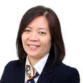Gina Ng real estate agent of Huttons Asia Pte Ltd