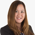 Nicole Wu real estate agent of Huttons Asia Pte Ltd