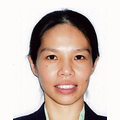Chrissy Wong real estate agent of Huttons Asia Pte Ltd