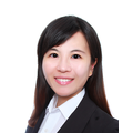 Janelle Jiao real estate agent of Huttons Asia Pte Ltd