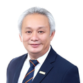 Mike Tan real estate agent of Huttons Asia Pte Ltd