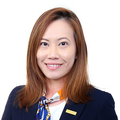 Angeline Kwa real estate agent of Huttons Asia Pte Ltd