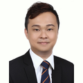 Hanzer Yip real estate agent of Huttons Asia Pte Ltd