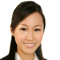 Wendy Bai real estate agent of Huttons Asia Pte Ltd