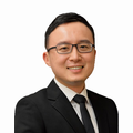 Jude Chua real estate agent of Huttons Asia Pte Ltd