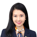 Joanna Gwee real estate agent of Huttons Asia Pte Ltd