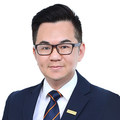 Dane Loy real estate agent of Huttons Asia Pte Ltd