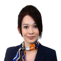 Irene Chuah real estate agent of Huttons Asia Pte Ltd