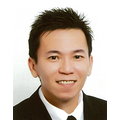 Louie Tan real estate agent of Huttons Asia Pte Ltd