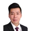 Vincent Lau  real estate agent of Huttons Asia Pte Ltd