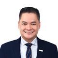 Davidz Wan real estate agent of Huttons Asia Pte Ltd