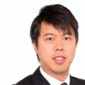 Jing Ming Chew  real estate agent of Huttons Asia Pte Ltd