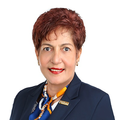 Stephanie Kaur Agiar  real estate agent of Huttons Asia Pte Ltd