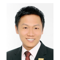 Casey Lim real estate agent of Huttons Asia Pte Ltd
