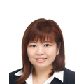 Wrisney Yeo real estate agent of Huttons Asia Pte Ltd