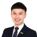 Yong Keong Lim  real estate agent of Huttons Asia Pte Ltd