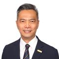 Tuck Choy Loke  real estate agent of Huttons Asia Pte Ltd