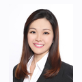Annie Cheovys Tiew real estate agent of Huttons Asia Pte Ltd