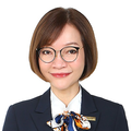 Francisca Tan real estate agent of Huttons Asia Pte Ltd