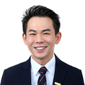 Gary Loke real estate agent of Huttons Asia Pte Ltd