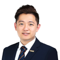 Sidney Lin real estate agent of Huttons Asia Pte Ltd