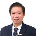 James Ng real estate agent of Huttons Asia Pte Ltd
