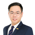 David Tan real estate agent of Huttons Asia Pte Ltd