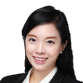 Samantha Teo real estate agent of Huttons Asia Pte Ltd
