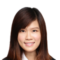 Eunice Hong real estate agent of Huttons Asia Pte Ltd