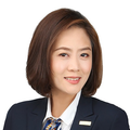 Sonia Tan real estate agent of Huttons Asia Pte Ltd