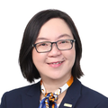 Melissa Wan real estate agent of Huttons Asia Pte Ltd