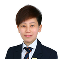 Joey Lim real estate agent of Huttons Asia Pte Ltd