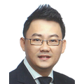 Patrick Chew real estate agent of Huttons Asia Pte Ltd