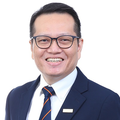Anthony Lim real estate agent of Huttons Asia Pte Ltd