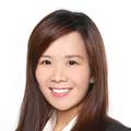 May Lee real estate agent of Huttons Asia Pte Ltd