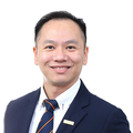 Zack Xu real estate agent of Huttons Asia Pte Ltd