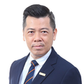 Louis Lee real estate agent of Huttons Asia Pte Ltd