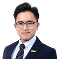 Jason Ching real estate agent of Huttons Asia Pte Ltd