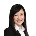 Angie Lai real estate agent of Huttons Asia Pte Ltd