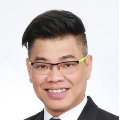 Mark Gan real estate agent of Huttons Asia Pte Ltd