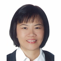 Sally Phua real estate agent of Huttons Asia Pte Ltd