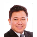 Eugene Ang real estate agent of Huttons Asia Pte Ltd