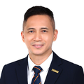 Francis Liau real estate agent of Huttons Asia Pte Ltd